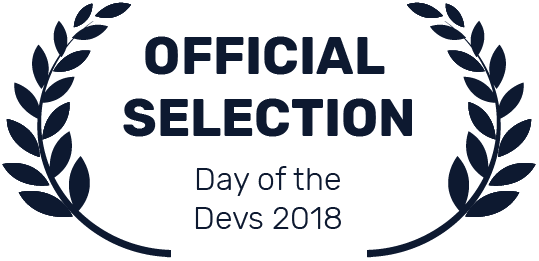 Official Selection Day off the Devs 2018
